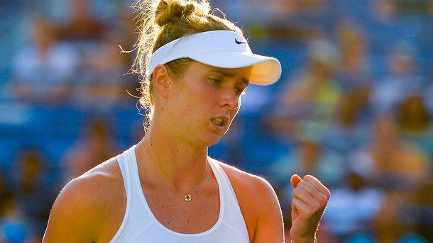 Украинская теннисистка Свитолина выиграла 1-ый турнир всезоне