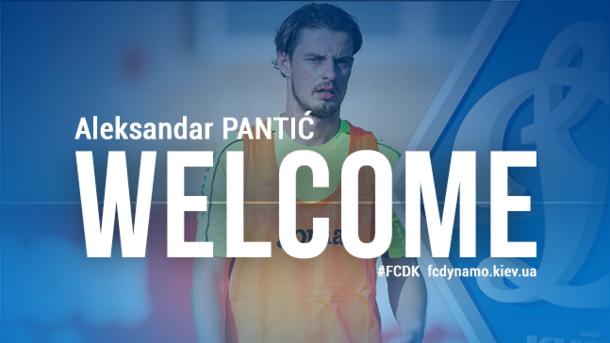 Новичок «Динамо» Пантич: Япришел вклуб сбольшими амбициями