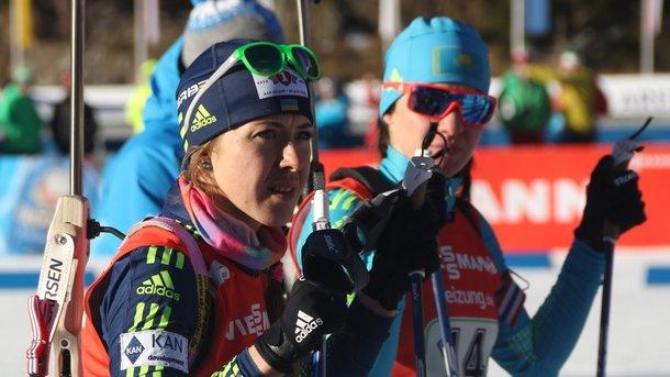 Сегодня Татьяна Акимова поборется занаграды чемпионата мира побиатлону вспринте