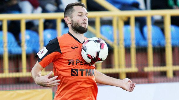Украинский защитник продлил договор с русским клубом «Урал»