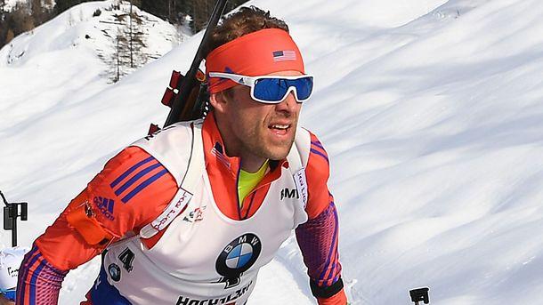 Украинец Семенов финишировал втоп-5 особой гонки чемпионата мира побиатлону