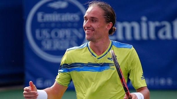 Долгополов вышел в ¼ финала турнира вБуэнос-Айресе
