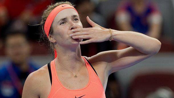 Свитолина победила вторую «ракетку» мира ивыступит вфинале турнира вДубае