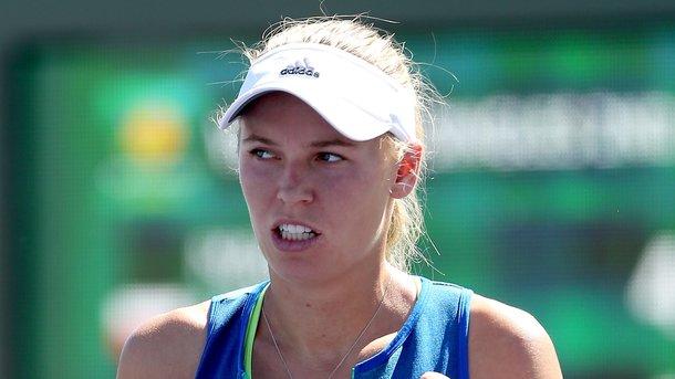 Датская теннисистка: участие Шараповой втурнире вШтутгарте— неуважение кспортсменам