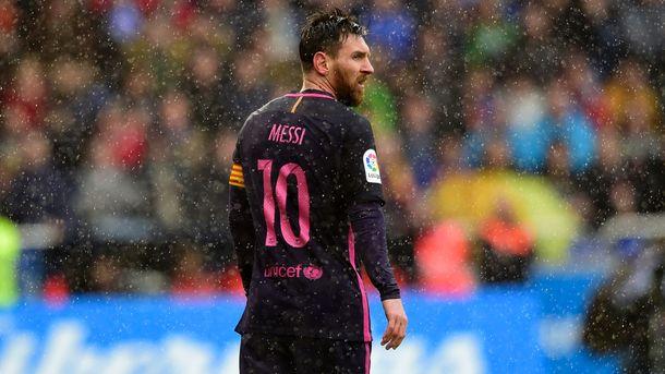«Барселона» готова предложить Месси €40 млн запродление договора