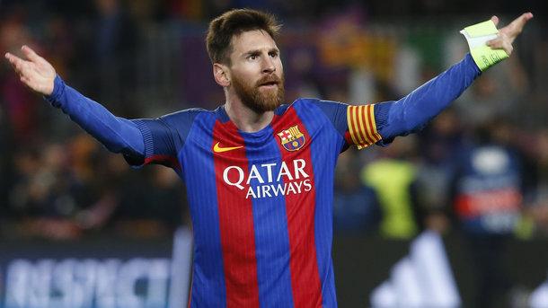 «Барселона» готова платить Месси 40млневро запродление договора