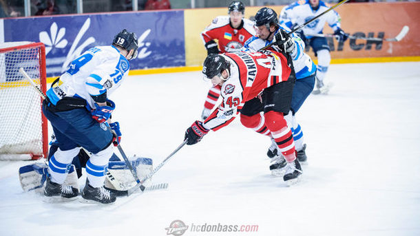 «Донбасс» в 5-ти матчах закрыл серию с«Кривбассом»— Хоккей