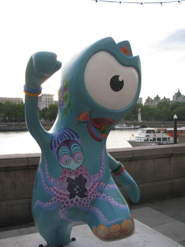 символика летних олимпийских игр