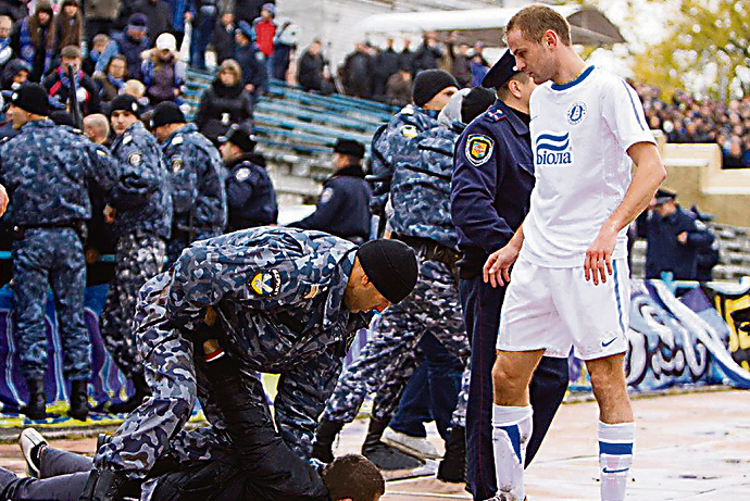 новости футбола 2012