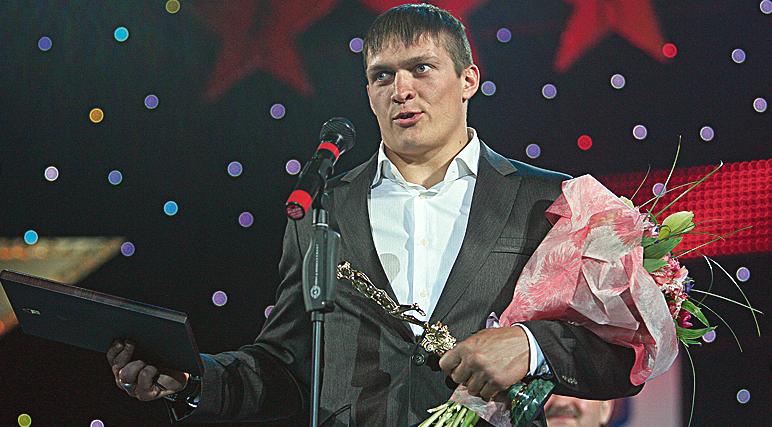 Best. Сашу признали лучшим спортсменом года в Украине