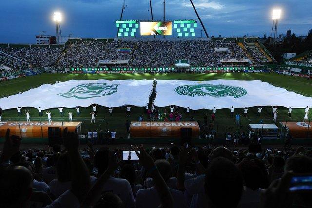 «Шапекоэнсе» обыграл «Атлетико Насьональ» впервом матче Суперкубка Южной Америки