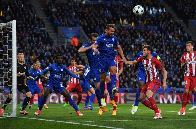 «Атлетико» стал первым полуфиналистом Лиги чемпионов