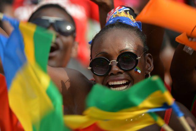 Матч открытие кубка африки