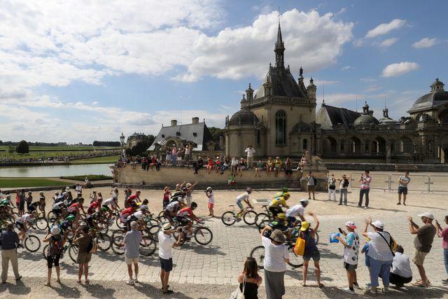 Ввелогонках Тур деФранс победил англичанин Фрум