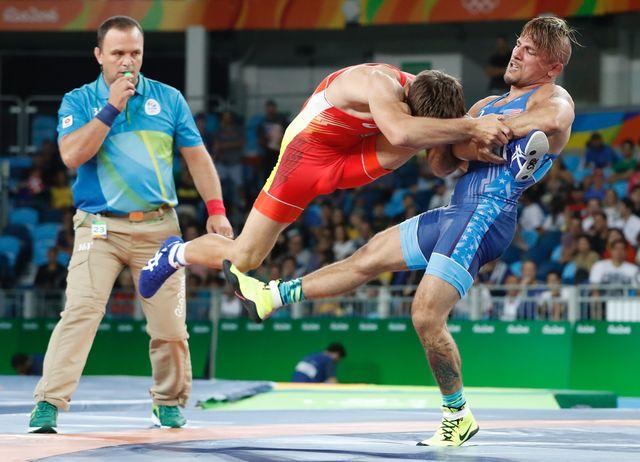 Андрей Квятковский получит «бронзу», если выиграет две схватки наОлимпиаде