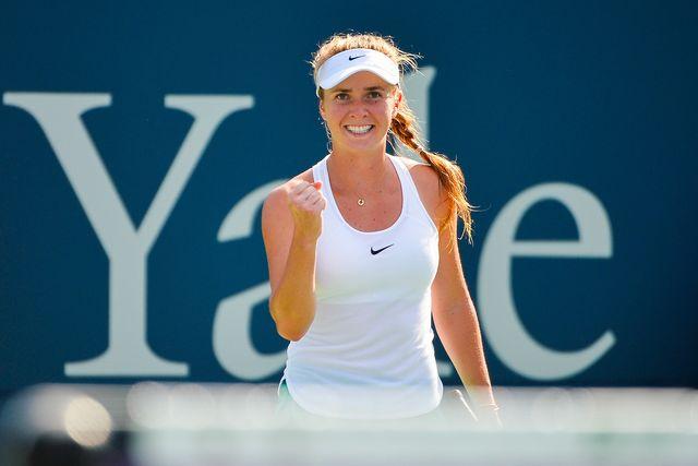 Свитолина впервый раз вкарьере вышла вфинал турнира WTA