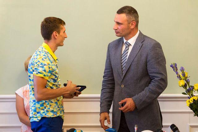 Украинские олимпийцы получили квартиры иземлю вКиеве— Награда заРио
