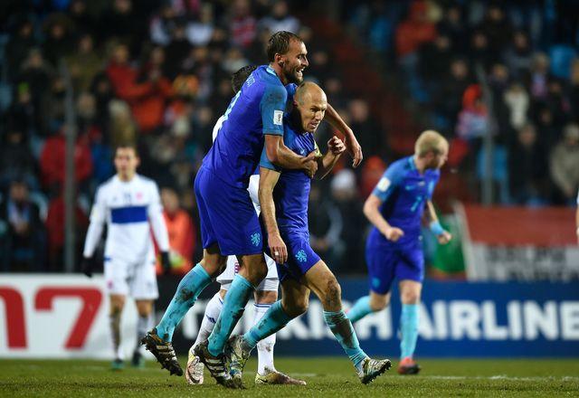 Люксембург забил Голландии впервый раз с1963 года