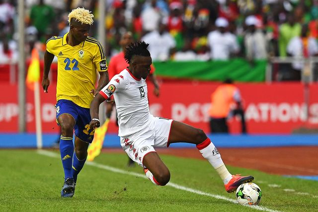 Сборная Габона не смогла одолеть ивовтором матче— КАН