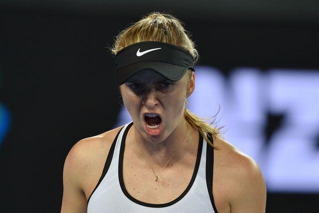 Свитолина проиграла россиянке втретьем раунде Australian Open— Теннис