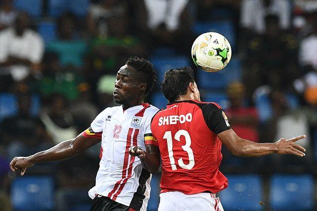 Сборная Египта одолела Уганду наКубке Африки благодаря голу на89-й минуте