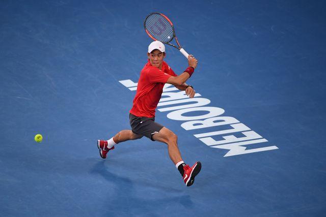 Australian Open-2017: Федерер напути кчетвертьфиналу прошел Нисикори