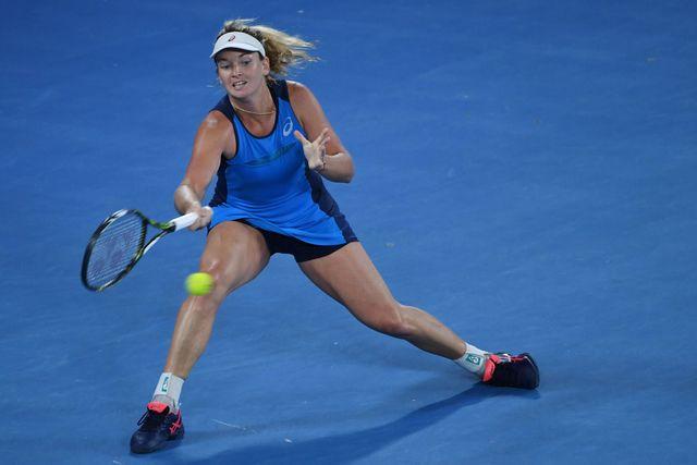 Действующая победительница Australian Open Кербер проиграла Вандевеге в4-м круге