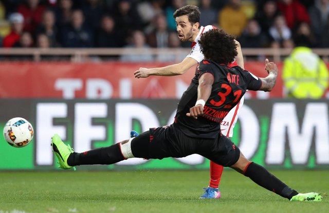 Дубль Фалькао позволил «Монако» разгромить «Ниццу»